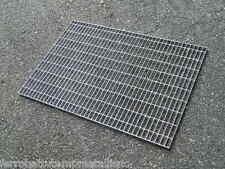 grigliato modulare bordato zincato elettrosaldato 25x76 ferro pedonale 800x1000