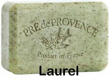 Pre de Provence LAUREL 250 Gram French Soap Bath Shower Bar Shea Butter Natural