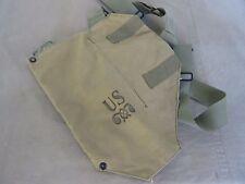 US ARMY m17 de Gaz Mask Protection Bag pochette sac USMC NAVY VIETNAM NAM ORIG!!!
