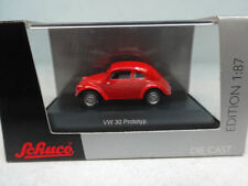 Schuco : VW Kever Prototyp Red  No: 25720  Scale 1:87 rare