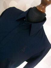 Ralph Lauren Damen Hemd Bluse  Gr. 40/L  navy Logo    NEU