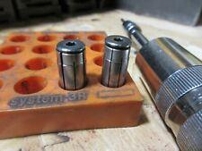 System 3R Refix Mandrel 10mm Dowel Set of 2 w/ Us001 Torque Driver