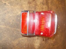 1981 Yamaha XJ650 XJ 650 Maxim YICS Rear Tail Brake Light with wiring
