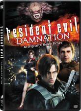 Resident Evil: Damnation [New DVD] UV/HD Digital Copy, Widescreen, Ac-3/Dolby