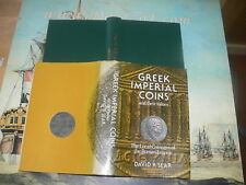 Sear, David R. - Greek Imperial Coins and Their Values. only & latest Edition.