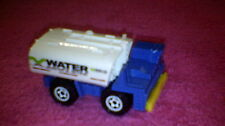Matchbox - 1-120 Unboxed - #15 MBX H2O Rig - Blue & White - 5-Spoke Hubs
