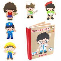 Educational Toys For 1-6 Year Olds Toddlers Baby Kids Boy Girl : Occupation 3
