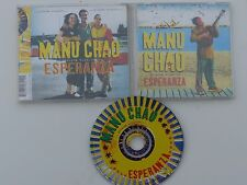CD ALBUM MANU CHAO Proxima estacion .. Esperanza