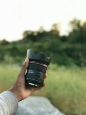Canon EF 24-70mm F/4 L IS USM Lens Excellent Condition. Almost Mint.