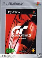 JEU PS2../.....GRAN TURISMO  3....