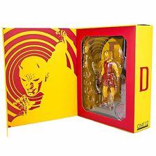 Mezco 1:12 One:12 Collective Marvel Comic Universe Yellow Daredevil PX Exclusive