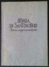 DEI CASTELLANI Castellano, Storia di Sant'Onofrio. Istituto d'Arte, Urbino 1948