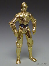 STAR WARS C3PO PROTOCOL DROID POWER OF THE FORCE COLLECTION POTF2 LOOSE