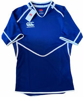 Canterbury Conversion Rugby Training Mens Jersey T-Shirt Royal Blue Size XL