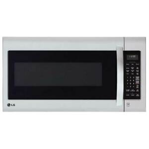LG LMV2031SS 30 Inch Over-the-Range Microwave Oven