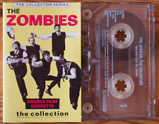 THE ZOMBIES - THE COLLECTION (CASTLE CCSMC 196) 1988 CASSETTE COMPILATION PSYCH