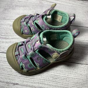 Keen toddler girls sandals 6