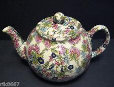 Heron Cross Pottery Indian Tree 6-8 Cup English Tea Pot