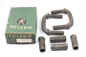1937 38 39 40 41 46 47 48 49 50 51 Hudson Left Hand Shackles ~ SU863