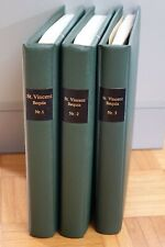 St. Vincent Bequia 1984 - 2018 Schöne Top-Sammlung Postfrisch MNH in 3 Bindern
