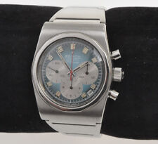 Zenith El Primero vintage 1969 chronograph 3019 movement excellent++++