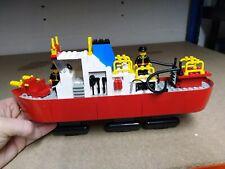 LEGO 4025 - Bateau pompier année 80's