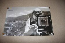 "Ansel Adams Apple Think Different Poster - Size 36""x 24"""