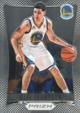 2012-13 PRIZM KLAY THOMPSON ROOKIE RC # 203 HOT WARRIORS SPLASH DUBS WASH ST GSW