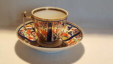 Unboxed Cups & Saucers Date-Lined Ceramics (Pre-c.1840)
