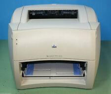 HP LaserJet 1000 Drucker wenig benutzt, guter Zustand