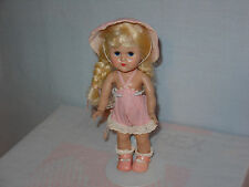 Ginny, Ml1954, in pink sunsuit #27 Vogue Medford tag, all orig, so cute !
