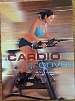 CARDIO GROOVES 3 CD SET WORKOUT FITNESS DANCE POP MUSIC 33 TRACKS