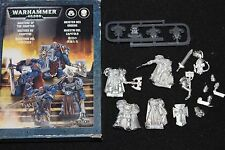 Games Workshop Warhammer 40k Space Marines Masters of the Chapter Metal Figures