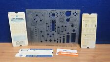 LAYOUT DRAFTING TEMPLATE OTHER CALCULATION MEASUREMENT TOOLS LOT 600647
