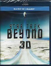 Star Trek Beyond 3D + 2D - Blu-ray - Deutscher Ton - NEU + OVP