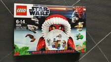 LEGO  9509 STAR WARS ADVENT CALENDAR 2012 NUOVO NEW NISB DARTH MAUL