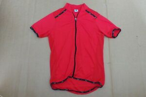 Mens Santini Road Cycling Top Jersey Size Large L