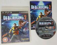 Dead Rising 2 (PS3) PEGI 18+ Adventure: Survival Horror FAST FREE Shipping