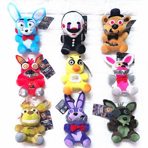 Five Nights at Freddy's FNAF Horror Game Plush Doll Plushie Toys Kids Xmas Gifts