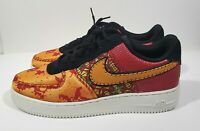 Nike Air Force 1 Low Premium Chinese New Year Mens Shoes Size Red Orange 10.5