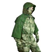 Disguise Sniper Coat / Viper Hood Olive Green by East Military
