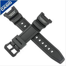Genuine Casio Watch Strap Band for SGW-100 SGW 100 100 200M BLACK 10304195