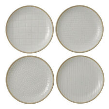 Gordon Ramsay by Royal Doulton Maze Grill Dinner Plates 11 In. Set of Four