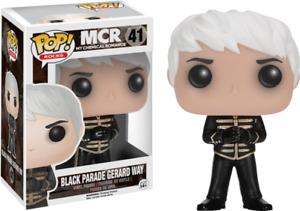 Black Parade GERARD WAY 41 My Chemical Romance Funko Pop Vinyl New in Box