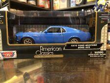 1970 Ford Mustang Boss 429 1:24 Diecast Motormax