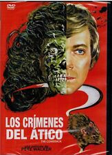 Los crimenes del atico (The Comeback)  (DVD Nuevo)
