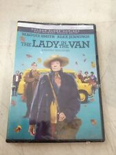 Sony Pictures Classics Maggie Smith Lady in the Van DVD