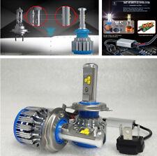 2X 12/24V Car White LED Headlight Bulb Kit H4 70W SMD LED Chips ADOB-Beam Canbus