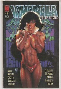 °VAMPIRELLA PIN-UP SPECIAL #1° 1995 US Harris Comics 30 Seiten