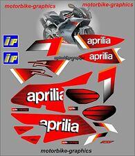APRILIA VRS Mille 1000r 2004 Pegatinas Decal Set Completo